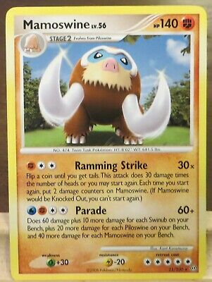 Pokemon Stormfront Diamond & Pearl 2008 Singles - Choose Your Card