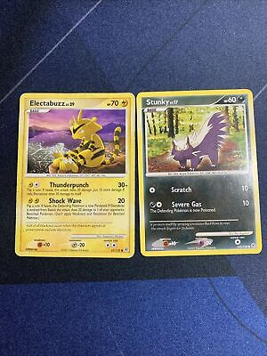 Electabuzz 81/130 - Diamond & Pearl 2007 - Pokemon Card And Stunky 102/130