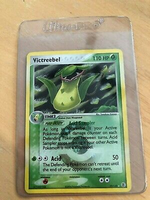Victreebel 17/112 Ex FireRed & LeafGreen (Near Mint Condition) Pokemon Card