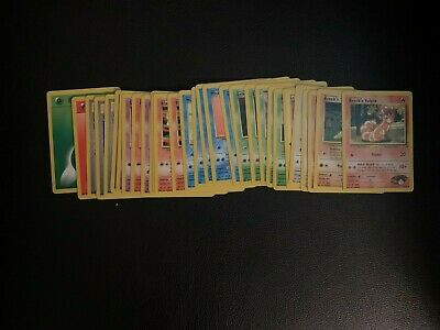 Pokemon Gym Heroes Set Unlimited Pick / Choose Your Own - Finish Your Set