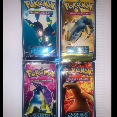 Pokemon Unseen Forces Set/ Choose Your Own Card- Finish Your Set NM/M