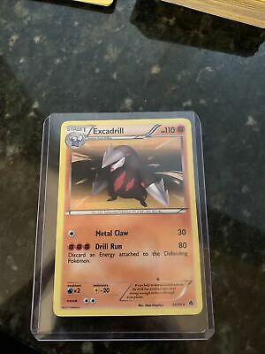 Pokemon Excadrill # 56/98 - Emerging Powers HOLO - Condition: NM-