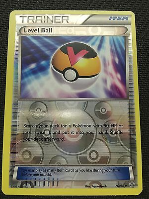 Pokemon Tcg: Xy Ancient Origins Level Ball 76/98 Uncommon Reverse