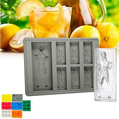 Ice Cube Trays Star Wars Silicone