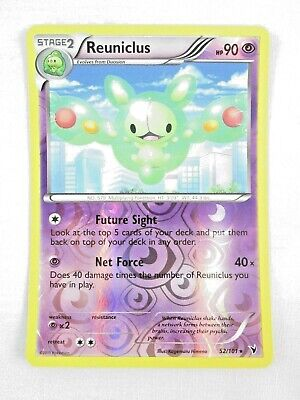 Pokemon Card - Reuniclus - Reverse Holo - Noble Victories 52/101