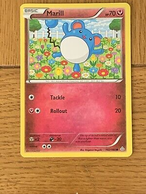 Pokemon Trading Cards Primal Clash Set Pokemon Marill