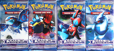 1 Pokemon Call Of Legends Booster Pack Box Fresh Trusted Seller COL Deoxys Art!