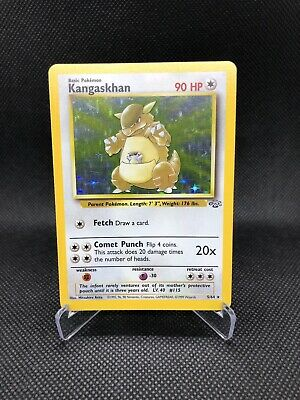 Pokemon ~ Kangaskhan ~ Jungle Set ~ Holo Rare ~ 5/64