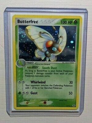 Butterfree 2/112 - EX FireRed LeafGreen - Holo Pokemon Card