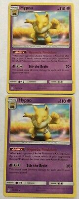 Pokemon : SM UNBROKEN BONDS HYPNO 72/214 Common