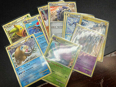 Pokemon HS Triumphant UnCommon/Rare Card - Select from
