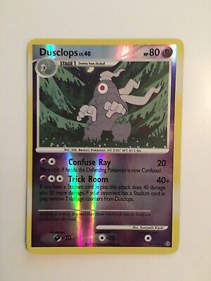 DUSCLOPS - 35/100 - Diamond and Pearl Stormfront - Reverse Holo - Pokemon - NM