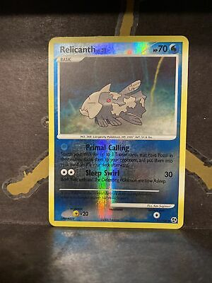Pokemon Card Relicanth LV.31 Great Encounters 51/106 Played Reverse Holo