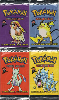 Vintage Pokemon Cards Base Set 2 Personal Collection WOTC 1999 Unlimited Variety