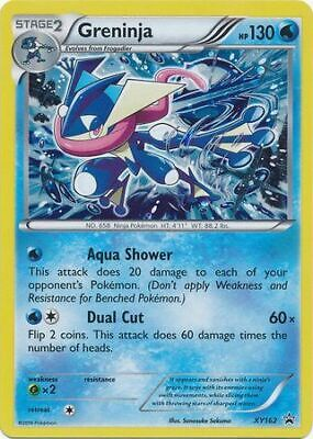 1x Greninja - XY162 - Holo Rare Promo NM-Mint Pokemon Pokemon Promos