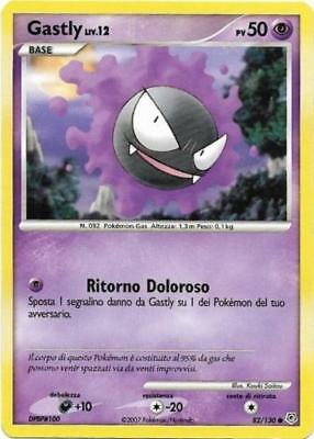 Pokemon Gastly Liv.12 82/130 Diamond & Pearl Comune The Real_deal Shop