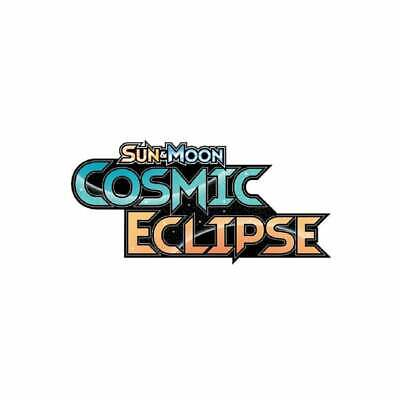 Pokemon Sun and Moon Cosmic Eclipse Cards