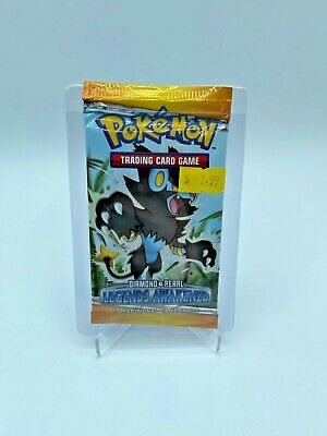 2008 Pokemon Card Diamond & Pearl Legends Awakened Booster Pack Sealed *Luxray*