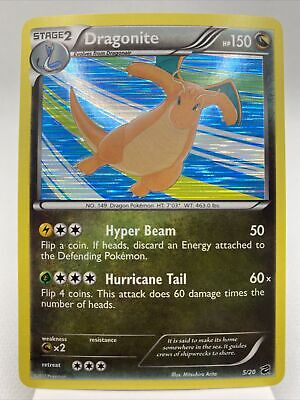 Dragonite 5/20 - Holo Rare - Dragon Vault Pokemon Card MINT