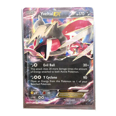 Yveltal EX (XY150) - XY Black Star Promos - Holo Pokemon TCG NM+