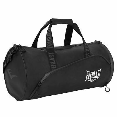 Сумка Everlast Training Barrel Bag Black