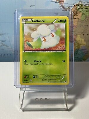 Cottonee 9/98 - Common Pokemon Card - Emerging Powers Set (2011) - NM