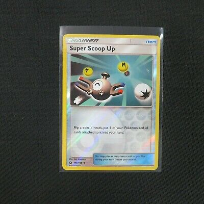 Super Scoop Up 146/168 Reverse Holo Celestial Storm Pokemon Card TCG