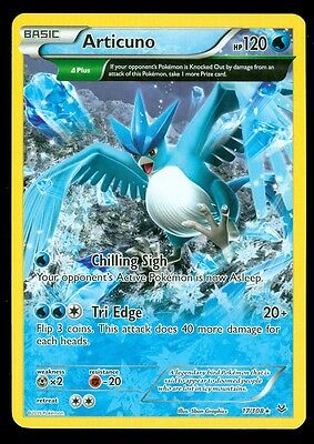 Pokemon ARTICUNO 17/108 - XY Roaring Skies RARE  - MINT!