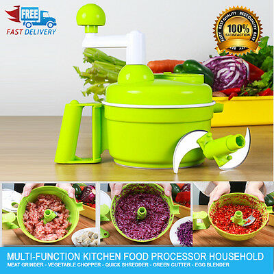 Мясорубка MULTI-Function Kitchen Household MEAT Grinder