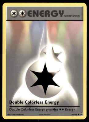 2016 XY Evolutions Pokemon Card: Double Colorless Energy 90/108, Reverse Holo