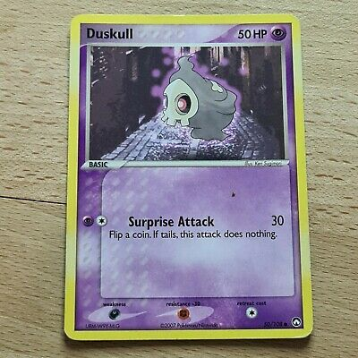59/108   Ralts   EX Power Keepers   Pokemon Card   LP   #44