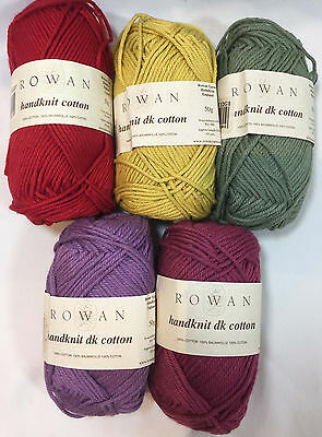 пряжа Rowan Designer Collection DK Handknit