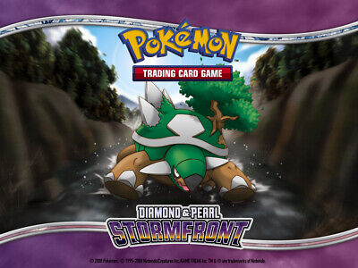 Pokemon TCG Diamond and Pearl Stormfront - Reverse Holo Uncommon Cards