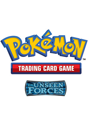 Pokemon TCG EX Unseen Forces - Uncommon Cards