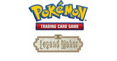 Pokemon TCG EX Legend Maker - Rare Cards