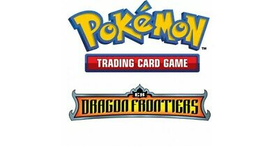 Pokemon TCG EX Dragon Frontiers - Common Cards