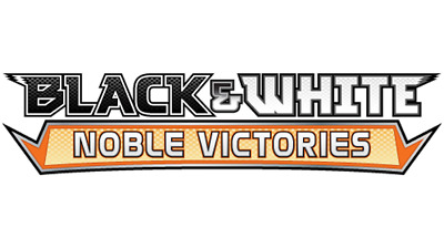 Pokemon TCG Black & White Noble Victories - Holofoil Rare Cards