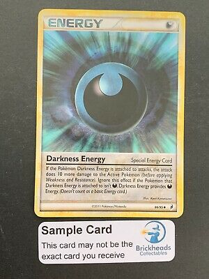 Darkness Energy 86/95 Uncommon   Call of Legends   Pokemon Card