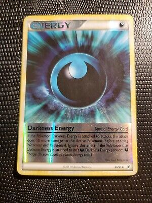 POKEMON Darkness Energy Special Energy Card #86 Reverse Holo CALL OF LEGENDS