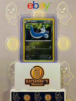 Dratini 1/20 NM Near Mint Dragon Vault Cosmic Holofoil Rare Holo Pokemon Card