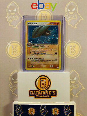 Kabutops 7/92 LP Played EX Legend Maker Holofoil Rare Holo Pokemon Card
