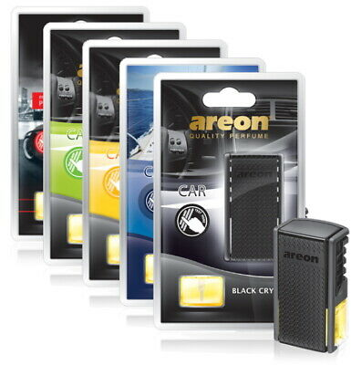 Air Fresheners Areon premium car Vent-clip