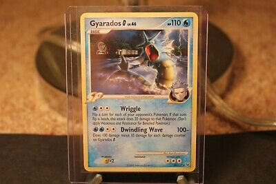Uncommon Gyarados G 30/127 Platinum SP Pokemon Card - NM