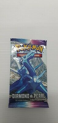 Pokemon Sealed Diamond And Pearl Base Set Booster Pack *unweighed*  - Dialga