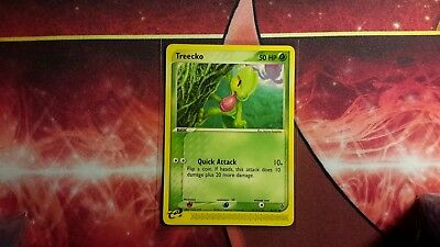 Treecko EX Dragon Pokemon Card NM