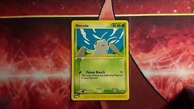Nincada EX Dragon Pokemon Card NM (1)