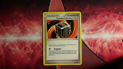 Technical Machine TS-1 Trainer Legends Awakened Pokemon Card LP