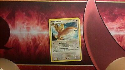 Noctowl Diamond and Pearl Pokemon Card LP
