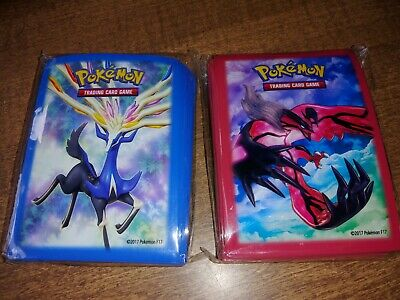 Xerneas & Yveltal 65 ct XY Premium Trainer's Collection Pokemon Card Sleeves