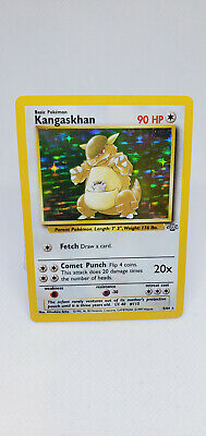 Pokemon Kangaskhan Holo Rare Jungle 5/64